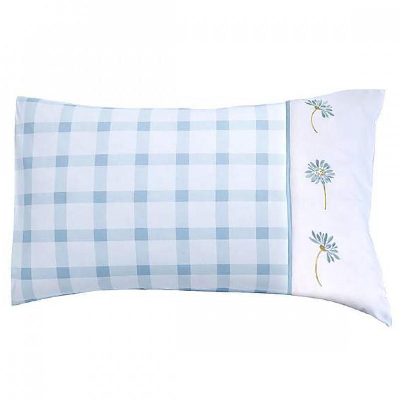 Chrysanthemum pillowcase