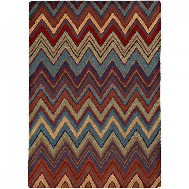 Aztec carpet